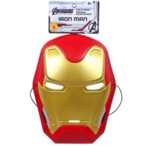 New Marvel Avengers IRON MAN Mask *Child Size* NWT